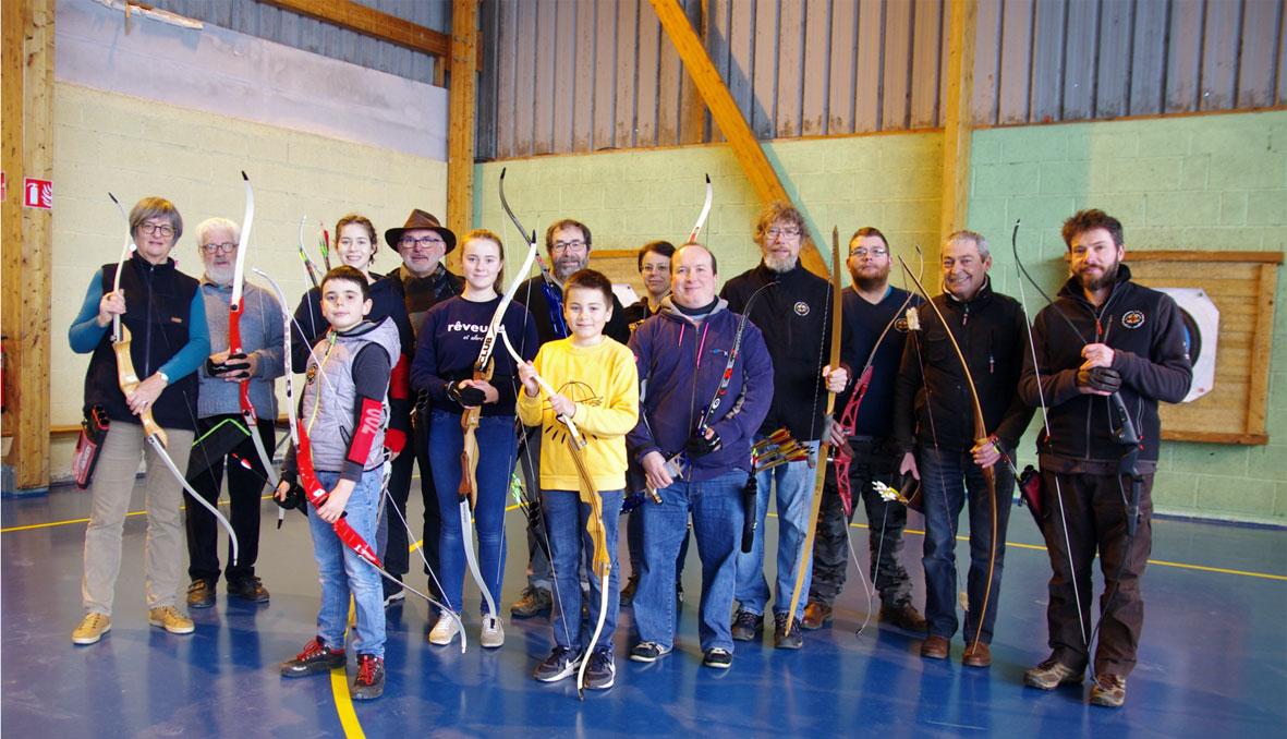 Club de tir à l'arc : Les Archers de la côte des Bruyères