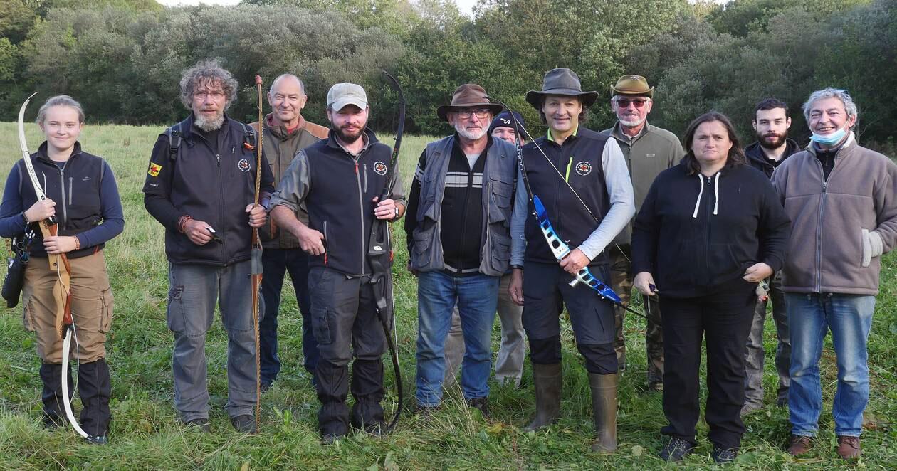 Concours tir nature 27 septembre 2020 | Les Archers Côte des Bruyères